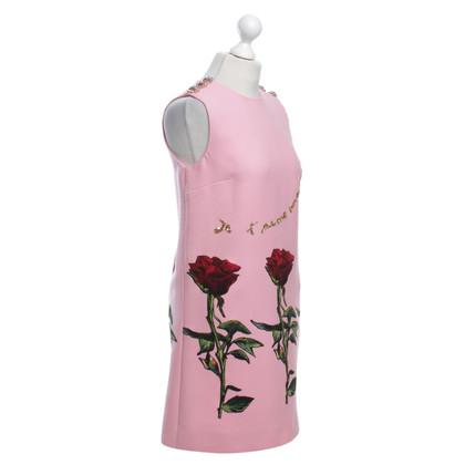 Dolce & Gabbana Robe avec des applications