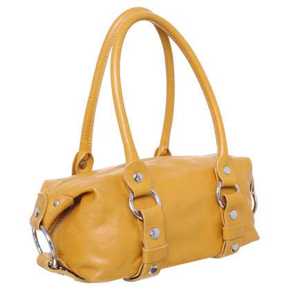 Coccinelle Yellow bag