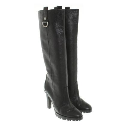 Pollini Boots in Black