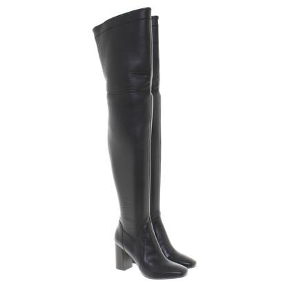 Michael Kors Overknee boots in black