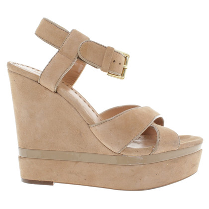Ash Wedges in Hellbraun