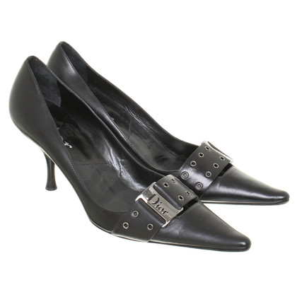 Christian Dior Zwarte pumps