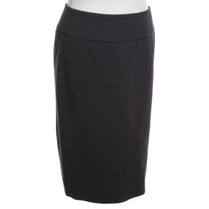 Hobbs skirt in black