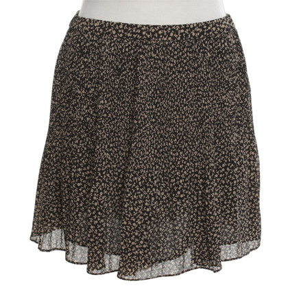 Michael Kors skirt with floral print