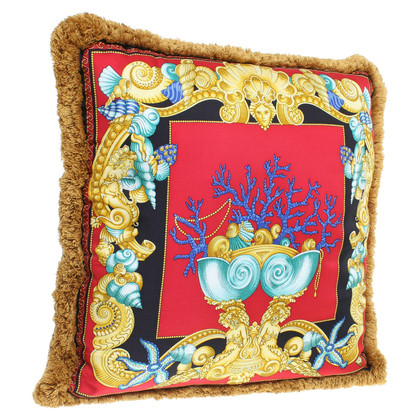 Versace Silk Pillow