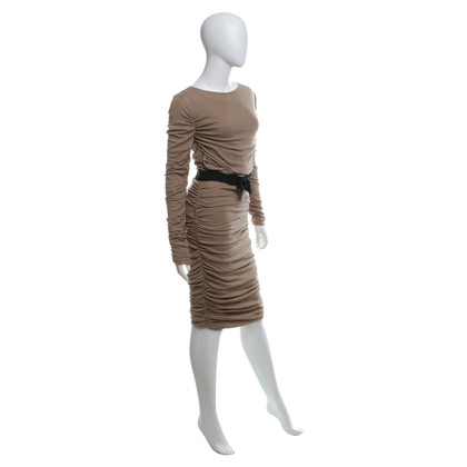 Giambattista Valli Strickkleid in Beige