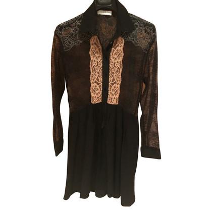 Sandro Lace dress