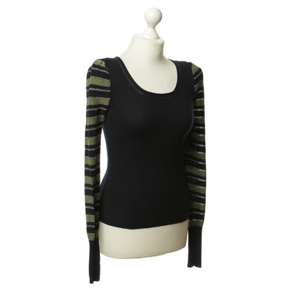 Marc Jacobs top with cashmere