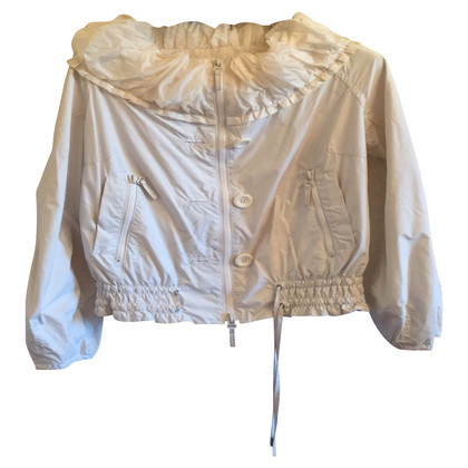 Ermanno Scervino giacca bianca