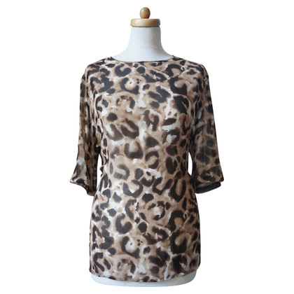 Guy Laroche Leopard-Shirt