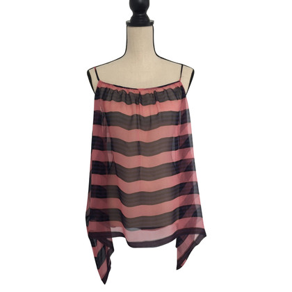 Dries van Noten seta Top
