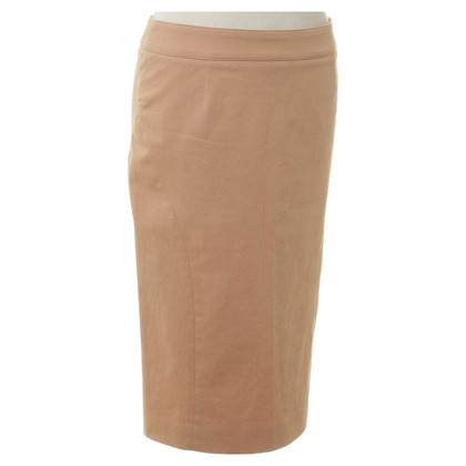 Christian Dior Pencil skirt in nude