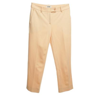 Moschino Pants Apricot