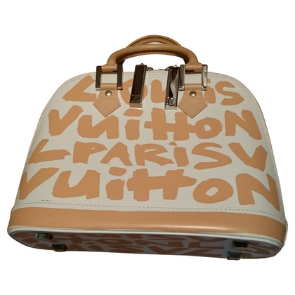 Louis Vuitton Alma Graffiti by Stephen Sprouse