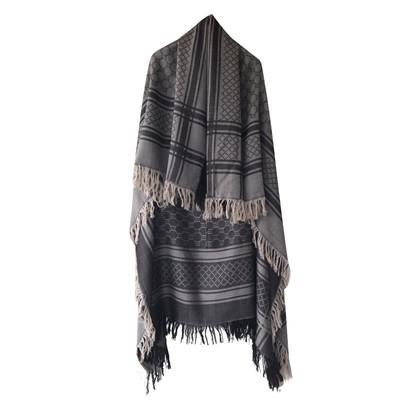 Gucci Sciarpa in lana / seta