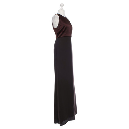 Badgley Mischka Kleid in Braun