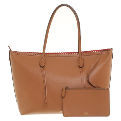 Polo Ralph Lauren Shopper in brown