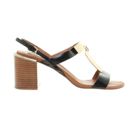 See by Chloé Sandals in zwart / Gold