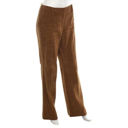 Marc Cain Corduroy broek in bruin