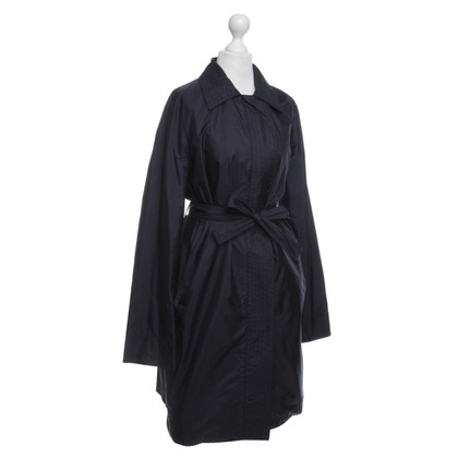 Jil Sander Raincoat in black