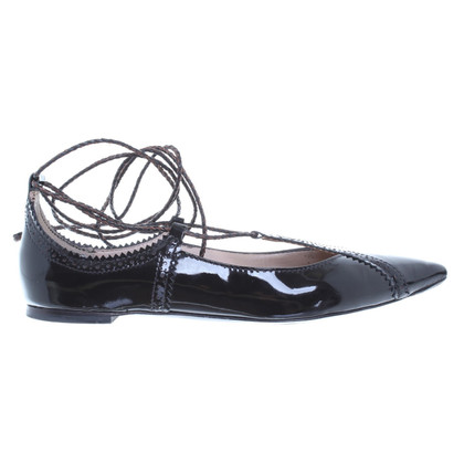 Tory Burch Ballerinas lace-up