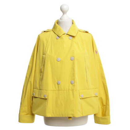 Moncler Yellow Jacket in