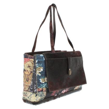 Roberto Cavalli Handbag in used look