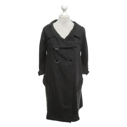 Maje Coat in black
