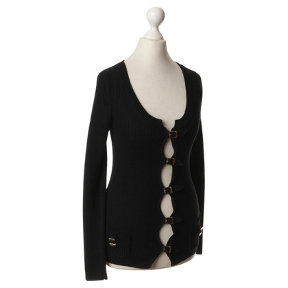 Gucci Cardigan with metal fastener