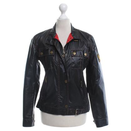 Belstaff Leichte Jacke in Schwarz