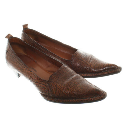 Costume National Loafers in Brown