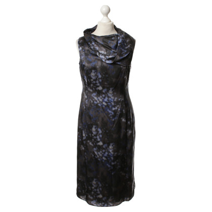 Armani Collezioni Silk dress with pattern