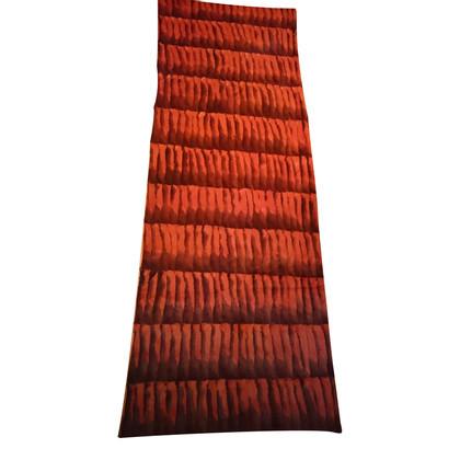 Fendi Schal aus Pelz, Seide und Kaschmir