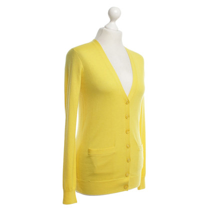 Ralph Lauren Cardigan in yellow