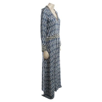 Antonia Zander Maxi Dress Multicolor