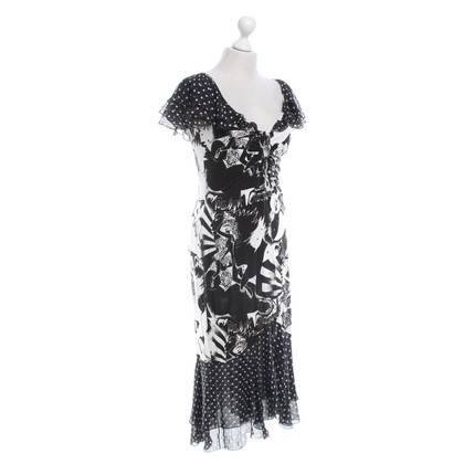 Emanuel Ungaro Dress with pattern