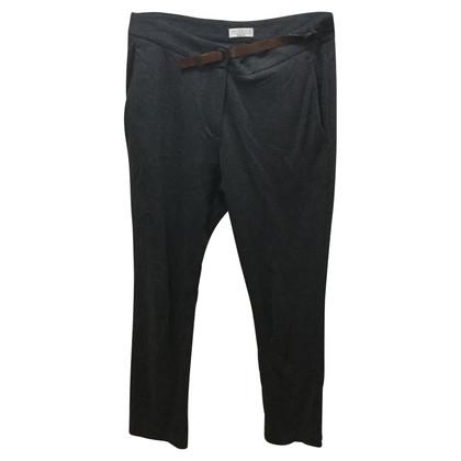 Brunello Cucinelli Pantaloni grigi