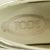 Tod's Sneakers from Wildleder / Canvas