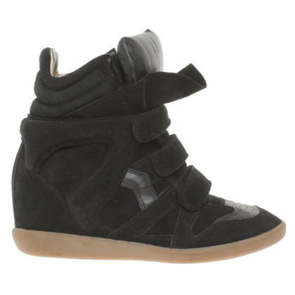 Isabel Marant Sneakers with concealed wedge heel