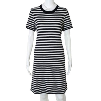 Comptoir des Cotonniers gestreepte jurk