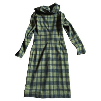 Gucci Checkered dress