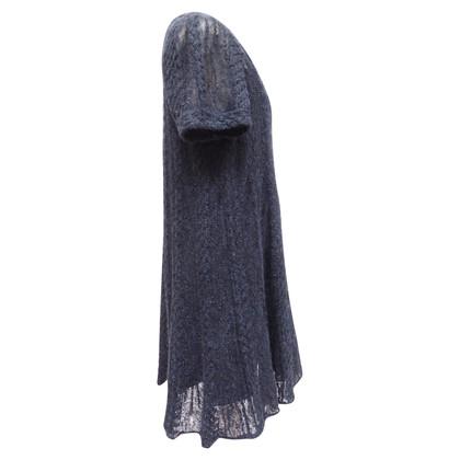 Chanel Gebreide jurk met structuur