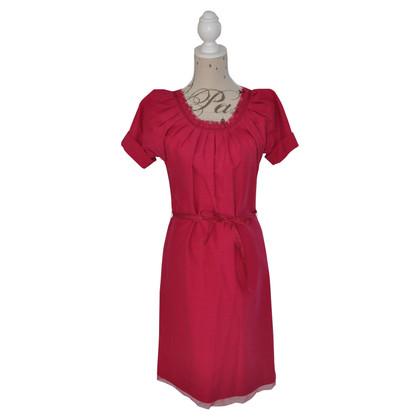 Salvatore Ferragamo Dress in red