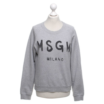 MSGM  Sweater in grey