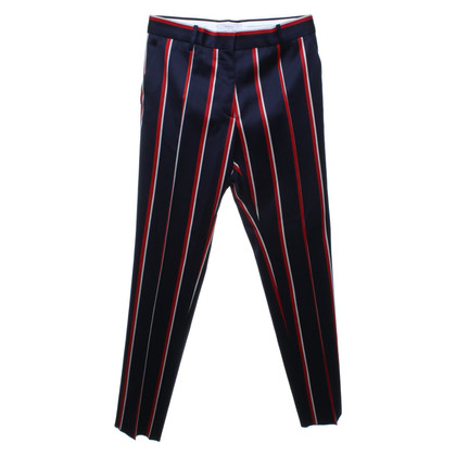 Mulberry trousers in tricolor