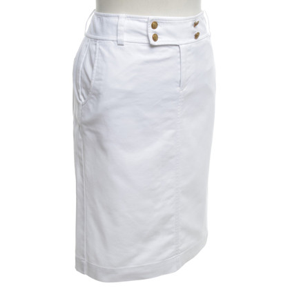 Ralph Lauren skirt in white