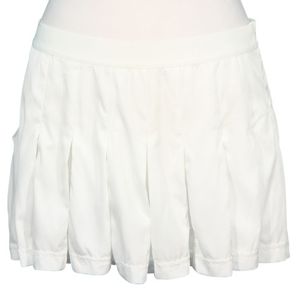 Stella McCartney for Adidas skirt in white