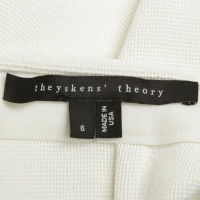 Theyskens' Theory Rock in crème