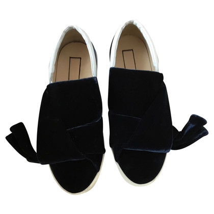 N°21 Sneakers in velluto