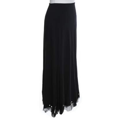 Marithé et Francois Girbaud skirt in black